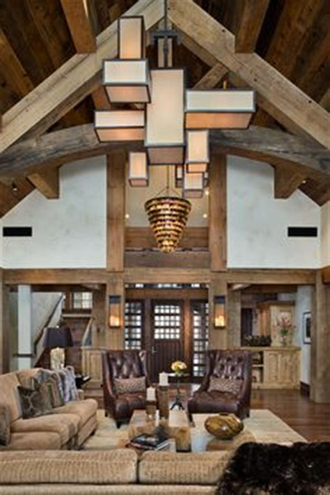 great room light fixture 1000 images about great rooms on timber posts