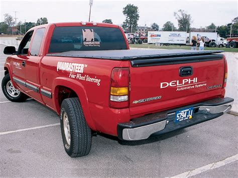 Chevy Truck With Rear Wheel Steering by General Motors Quadrasteer Info Gm Authority