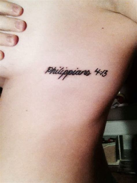 philippians 4 13 wrist tattoo placement quot philippians 4 13 i can do all things through