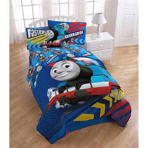 thomas twin bed thomas twin and full bedding comforter walmart com