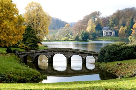 Stourhead Garden in and out of the garden the of stourhead gardens