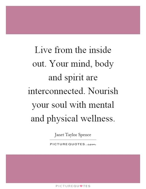 up and live a mind spirit approach to lifestyle change up and live series books nourish quotes nourish sayings nourish picture quotes