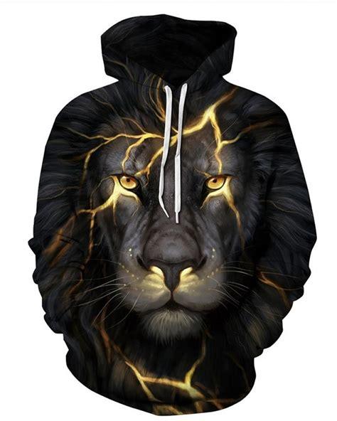 Hoodie 3d sleeve light 3d pattern hoodie beddinginn