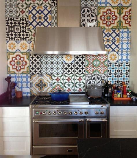 cucina ceramica 1000 idee su piastrelle da cucina su