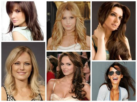 hairstyles to hide your bangs hairstyles that hide a large forehead hair world magazine