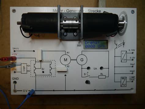 motor and generator pdf motor generator regelstrecke