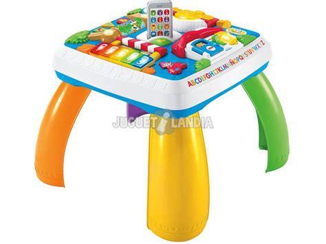 tavolo gioco fisher price fisher price tavolo interattivo bilingue juguetilandia