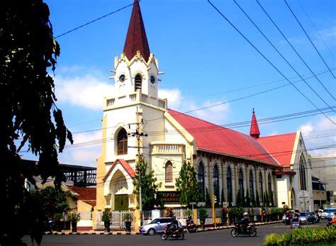 Di Malang 9 bangunan bangunan kuno di kota malang