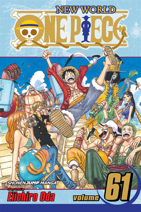 make volume 61 books one vol 61 book by eiichiro oda official
