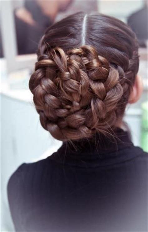 french braid bun on empire 25 best ideas about two french braids on pinterest