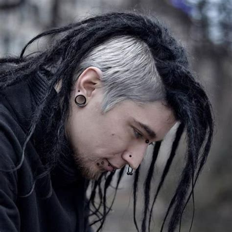 rock hair cuts for guys 21 punk hairstyles for guys