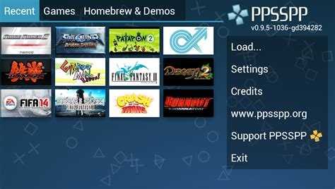 game psp format iso cso download kumpulan games android psp 2017 ppsspp