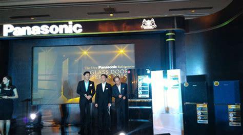 Kulkas Keluarga Panasonic luncurkan 2 produk baru panasonic target top three