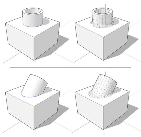 sketchup layout rounded rectangle retired sketchup blog take the edge off roundcorner