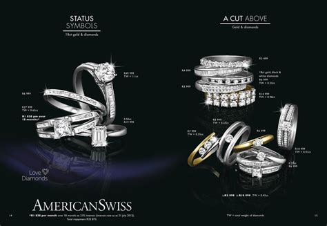 Amerikanische Verlobungsringe by Summer Diamonds American Swiss Rings