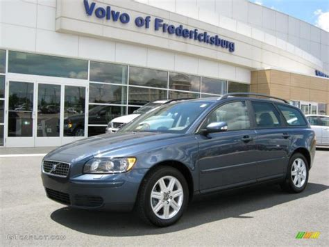 2006 barents blue metallic volvo v50 2 4i 15129427 photo 7 gtcarlot car color galleries