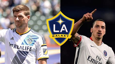 The Turn Out For The The La Galaxy Vs Chelsea Fc Match by Zlatan Ibrahimovic In And Steven Gerrard Out At La Galaxy