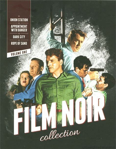 film noir blu film noir collection volume one blu ray dvd empire