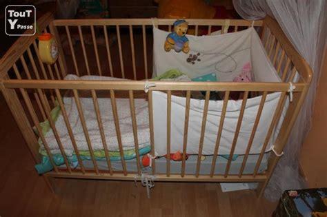 jeté de lit blanc 1315 vend lit b 233 b 233 barreau bois naturel chambre incourt roux
