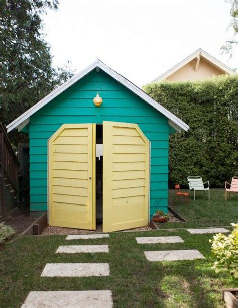 Yellow Shed Paint by 17 Best Images About New House Exterior On