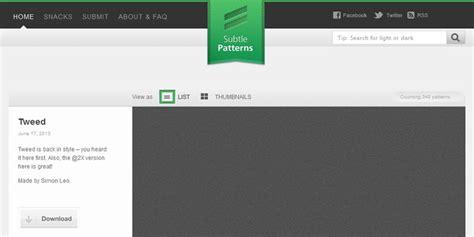 subtle patterns photoshop plugin download 7 design sites you might not know about onlinelabels com