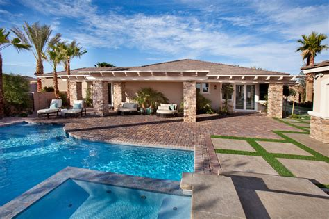 homes for sale in las vegas with a pool