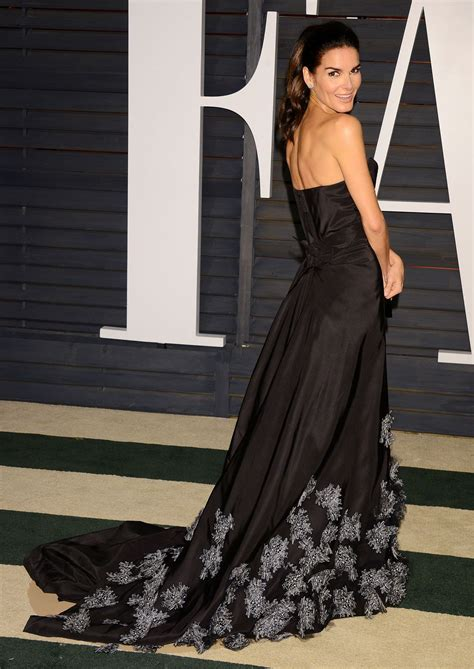Vanity Fair Angie Angie Harmon At Vanity Fair Oscar In