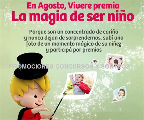la magia de ser b01ms7ebun promociones concursos y sorteos concurso vivere premia la magia de ser ni 241 o