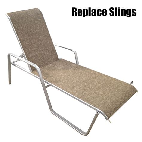 patio chair sling replacement material