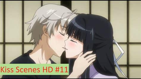 top anime daily top 5 anime kiss scenes engsub hd 11