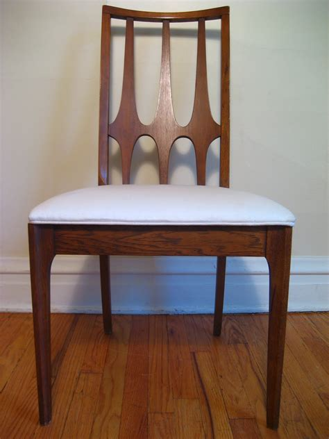 flatout design broyhill brasilia dining chairs