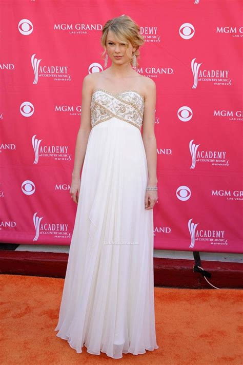 taylor swift white dress at wedding taylor swift white strapless beaded prom gown evening