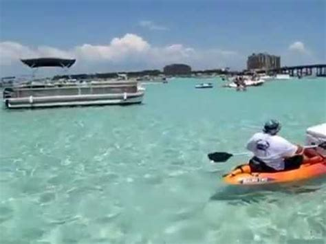 crab island pontoon rentals crab island pontoon rentals 1 850 607 0071 youtube