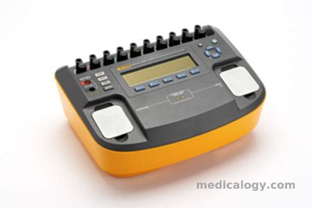 Harga Pacemaker jual defibrilator analyzer impulse 7000dp fluke biomedical