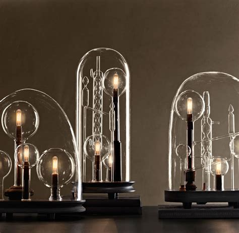 restoration hardware light bulbs cloche ls it lovely