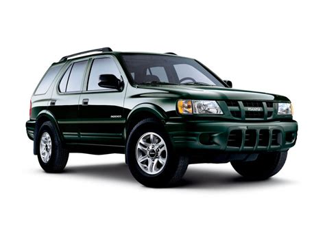 exterior design of car isuzu rodeo 1998 design interior exterior car innermobil