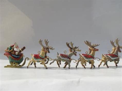 santa and eight tiny reindeer five part hallmark