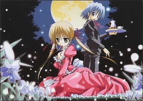 the combat butler ufficiale hayate the combat butler hayate no gotoku