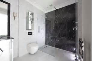 glaswand für dusche badezimmer moderne badezimmer mit dusche moderne
