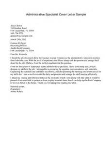 Cover Letter For Office Administrative Assistant by Simple Sle Cover Letters