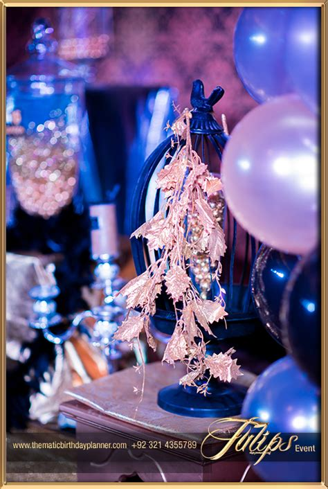 Sweety Gold 22 gold royal blue sweet 16 themed ideas in pakistan 22
