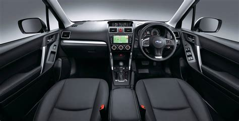 subaru forester interior 2015 2015 subaru forester on sale in australia from 29 990