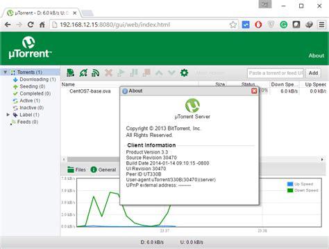 install torrent utorrent on ubuntu 14 04 ubuntu utorrent download folder