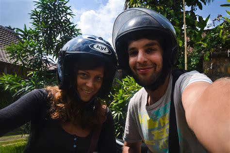 Motorrad In Bali idyllisches bali ein tagesausflug ubud mit dem