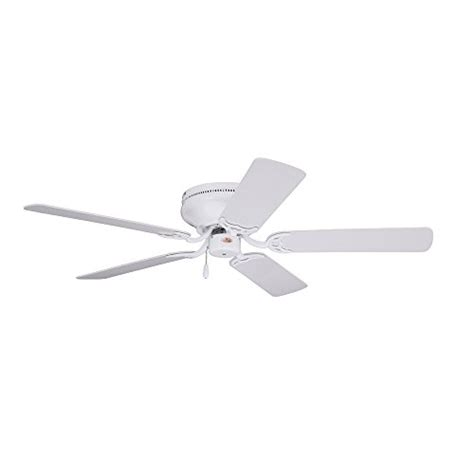 52 inch hugger ceiling fan emerson ceiling fans cf805sww snugger 52 inch low profile