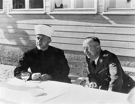 adolf hitler biography in arabic the grand mufti of jerusalem haj amin al husseini enemy
