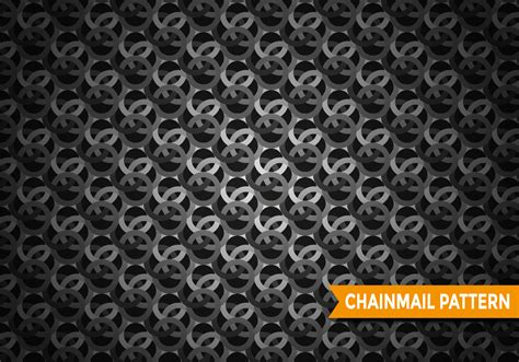 chainmail pattern vector   vector art stock