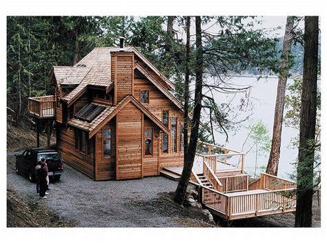 small chalet home plans cool lake house designs small lake cottage house plans