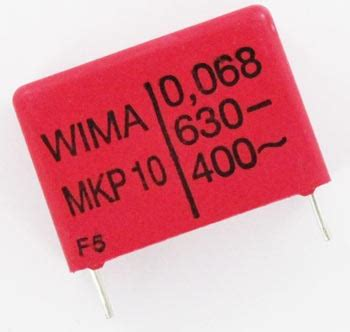itw 105 capacitor rifa capacitor electronic components