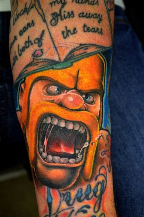 barbarian tattoo designs clash of clans images clash of clans